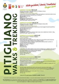 Pitigliano-Walks-Trekking giugno 2019