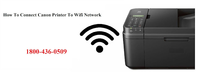 A Useful Guide on How to Connect Canon Printer to Wifi Network.
