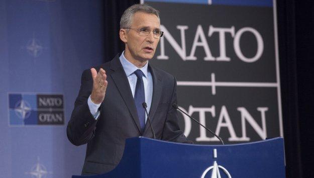 Στόλτενμπεργκ: Ένταξη της πΓΔΜ στο ΝΑΤΟ πριν τις ελληνικές εκλογές