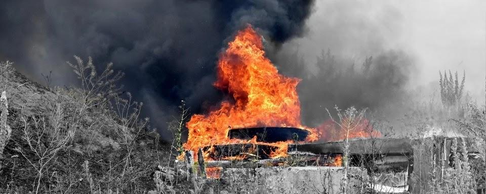 В ООС від пожежі загинули троє військових 58 бригади