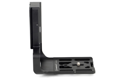 Sunwayfoto PCL-1DX Custom L Bracket back-view
