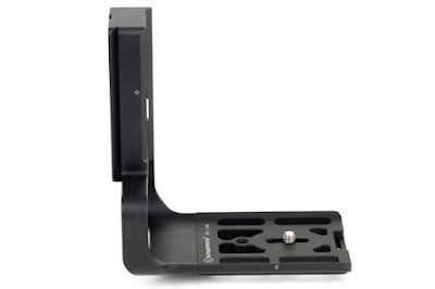 Sunwayfoto PCL-1DX Custom L Bracket back-view