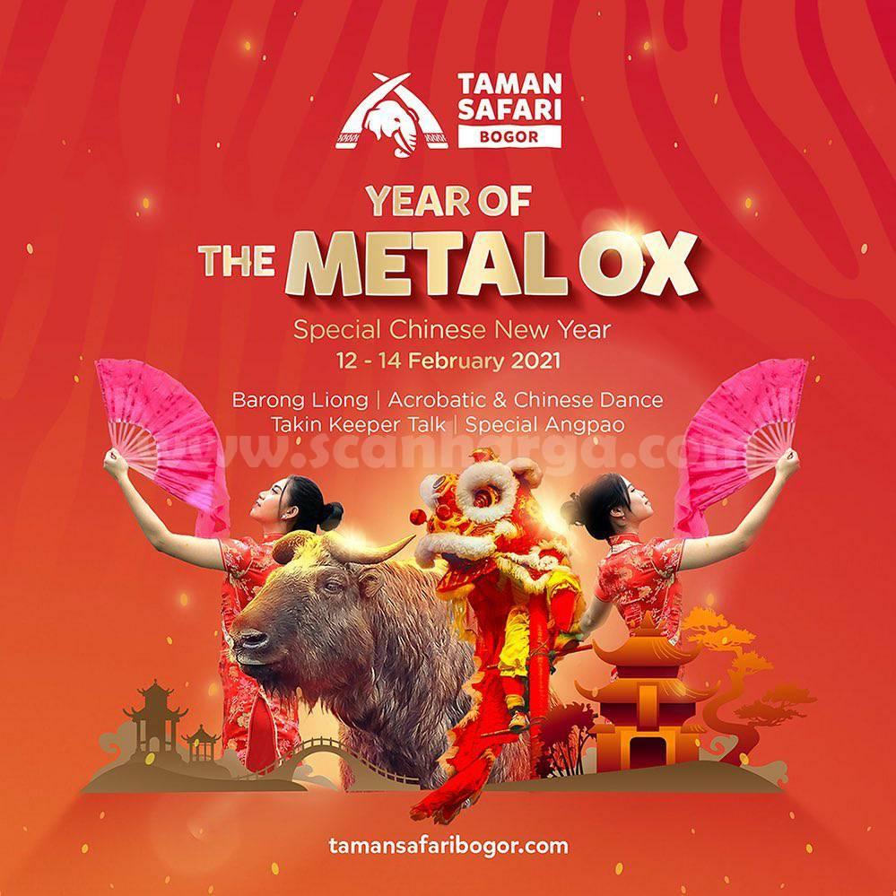 TAMAN SAFARI Present YEAR OF THE METAL OX