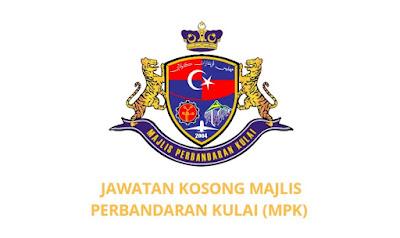 Jawatan Kosong Majlis Perbandaran Kulai 2019