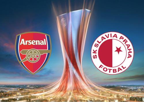 Arsenal vs Slavia Praha -Highlights 08 April 2021
