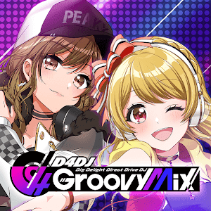 D4DJ Groovy Mix(グルミク) - VER. 2.2.2 Always Perfect MOD APK