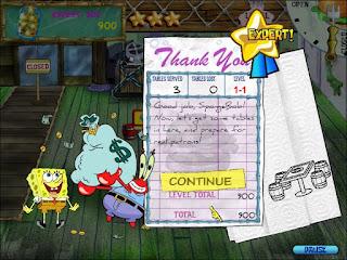 SpongeBob SquarePants - Diner Dash Full Game Download