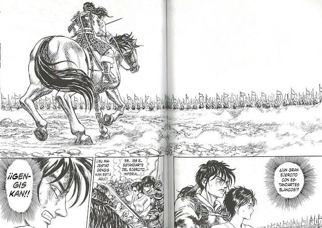 Reseña de Oh-Roh y Oh-Roh-Den, de Buronson y Kentaro Miura.
