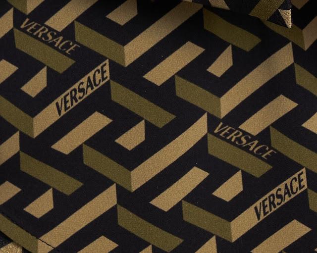 Versace La Greca Monogram