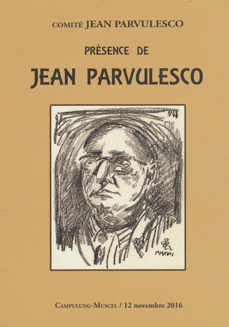 Couverture Présence de Jean Parvulesco