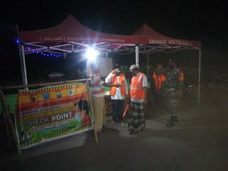 Babinsa Alas Nyiur Rutin Laksanakan Patroli Wilayah