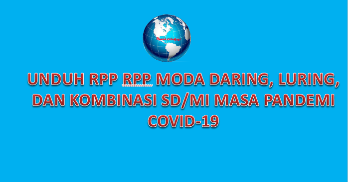 Download Rpp Kelas 1 6 Mode Daring Media Whatsapp Lengkap