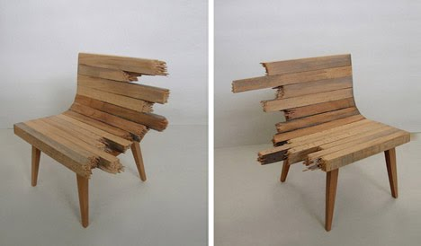 Creative Wood Chairs | Arts+decoration