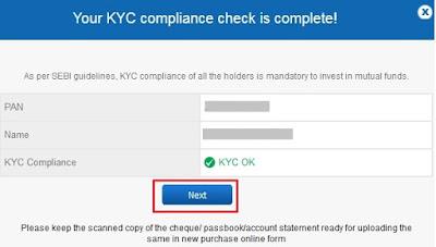 Tata Mutual Fund - KYC Complied