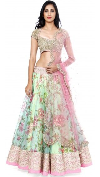 Designer Lehenga for wedding