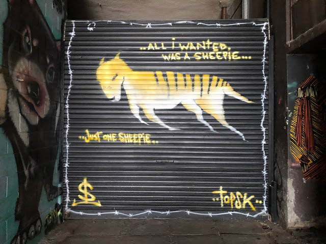 Street Art Hobart