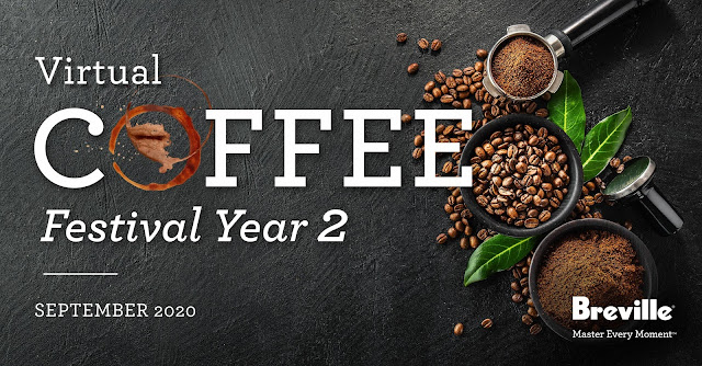 Patty Villegas - The Lifestyle Wanderer - Breville Online Campaign - Virtual Coffee Festival - Year 2 -banner