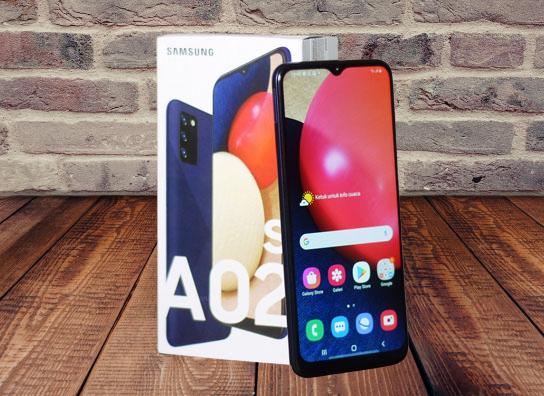 أحدث وأرخص هاتف سامسونج Samsung Galaxy A02s