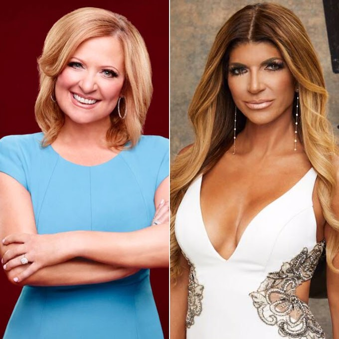 Caroline Manzo Explains Why She Decided To Quit 'RHONJ' And Reveals The Real Reason Behind Her Feud With Teresa Giudice!