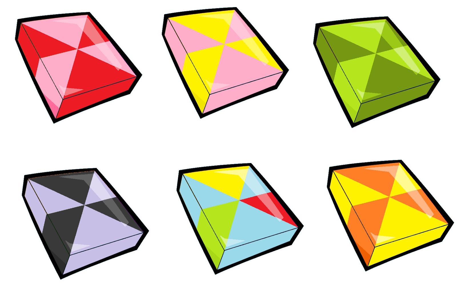 My Blog World Of Toy: Surprise Cubits Mixels