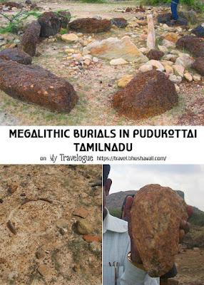 Megalithic Burial Sites South India Pudukottai Pinterest