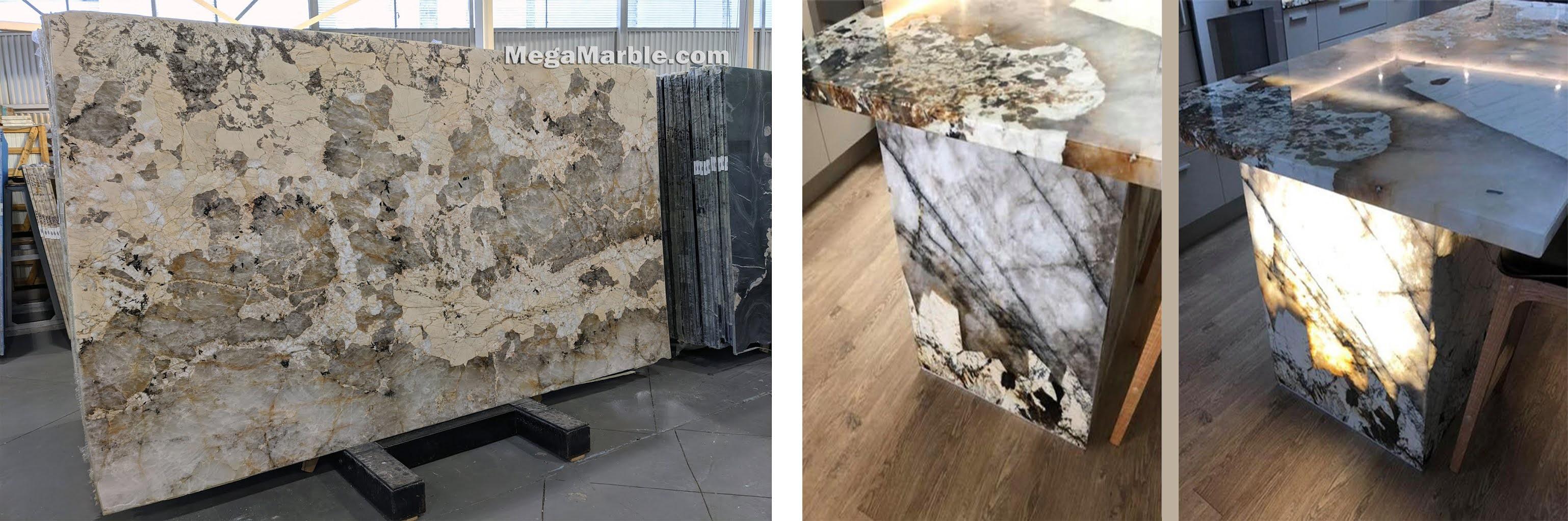 Patagonia Natural Stone Granite Slab