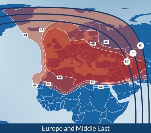 telstar 12 coverage map