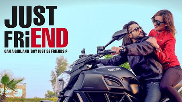 Just Friend Lyrics - | Punjabi Song 2017 | Preet Rai