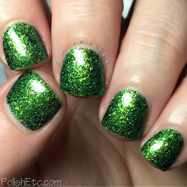 Grace-full Nail Polish - Rainbow Sparklers - McPolish - Lazy Afternoon
