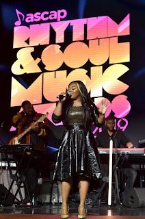 Jekalyn Carr Shines at the 34th Annual Ascap Rhythm & Soul Awards