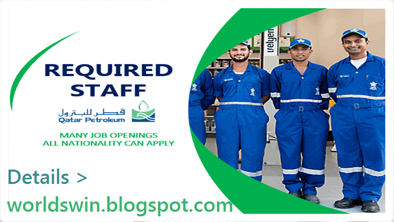 Qatar Petroleum Recruitment - worldswin | Find latest jobs