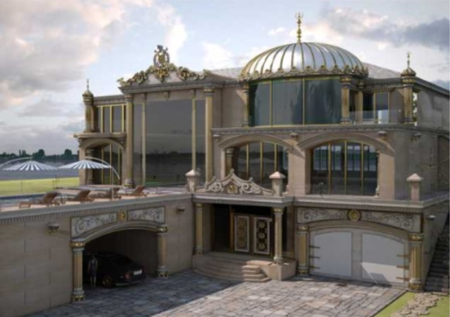 Canada's Most Expensive House Marked Down By $25 Million