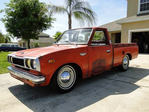1973 Toyota Hilux Rat Rod | Auto Restorationice