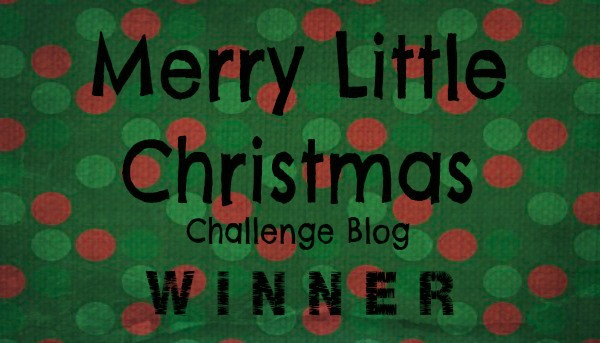 Winner  Merry little christmas april 19
