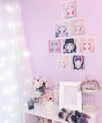 Idéias de Decoração super lindas e Kawaii ♡