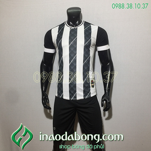 Áo bóng đá kp logo Cp HuB màu trắng