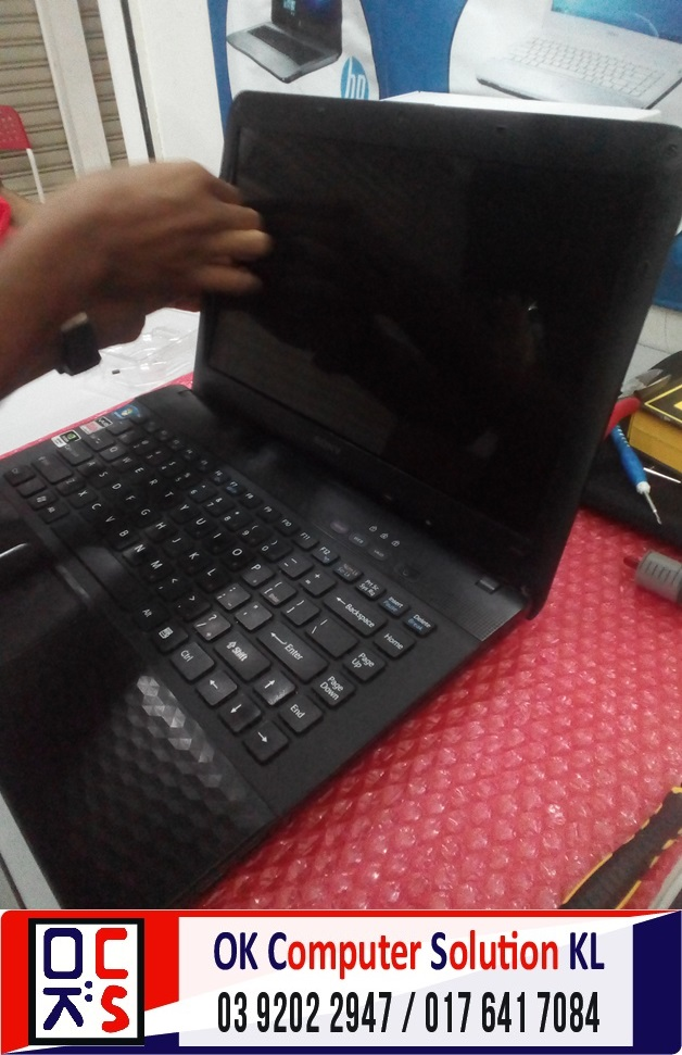 [SOLVED] TUKAR KEYBOARD ASUS X454L | REPAIR LAPTOP CHERAS 1