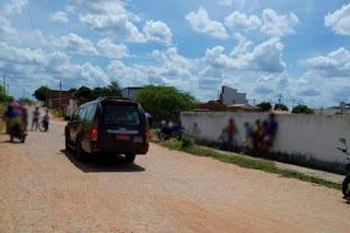 Corpo de homem é encontrado em estado de decomposição na cidade de Brumado