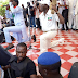 Omg! You won't believe what Governor Oshiomole did at an APC rally...photos
