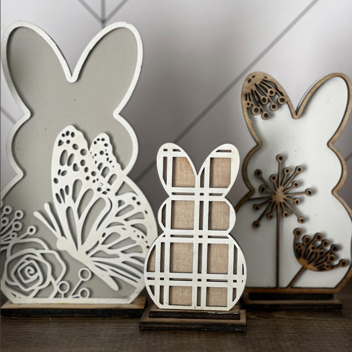Modern Farmhouse Easter Decor