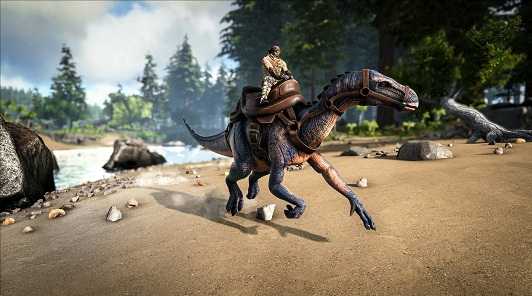 DTG Reviews: ARK Survival Evolved: Cheats, IDs, Console