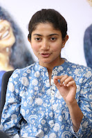 Sai Pallavi looks super cute in plain dress at her interview in Telugu about movie Fidaa ~ Exclusive Celebrities Galleries 039.JPG