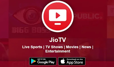 Jio tv web version