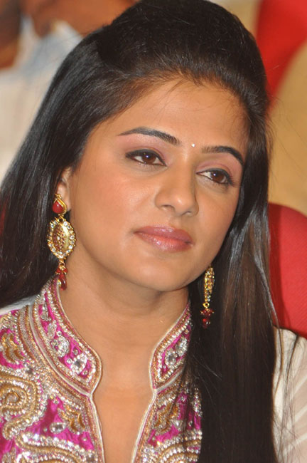 ethnic and gorgeous Priyamani stills at greeku veerudu audio launch