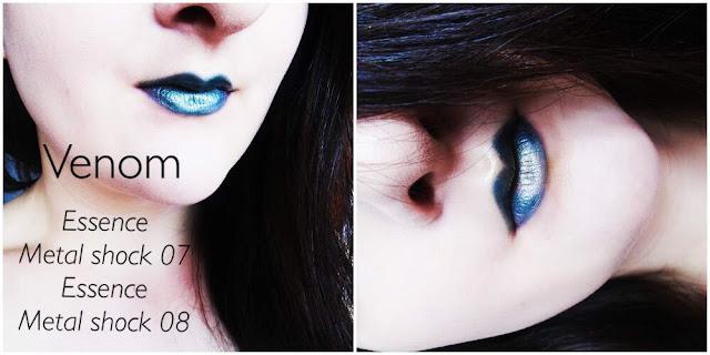 Essence Venom Metallic Lipstick