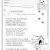 A CACHORRADA - DOIS TIPOS DE LETRAS/ CA/CO/CU/CE/CI - 1º ANO/ 2º ANO