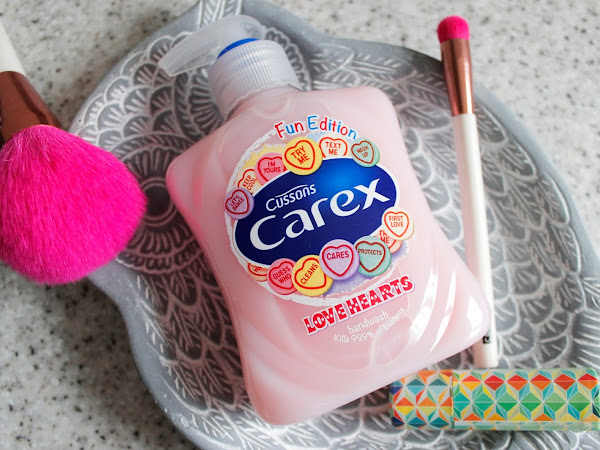 Fun Edition Love Hearts Carex Soap | Good Enough To Eat