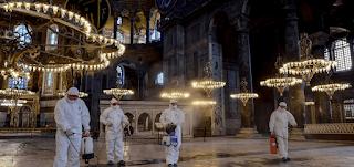 حوالى 50 إصابة بكورونا في تركيا والسلطات تشدّد إجراءاتها لمكافحة الوباء