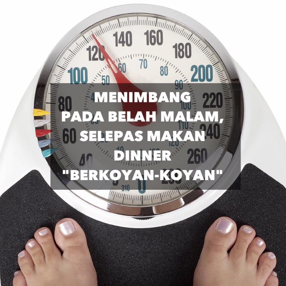 Harus Tahu! 10 Jenis Diet Yang Justru Menyebabkan Berat Badan Naik