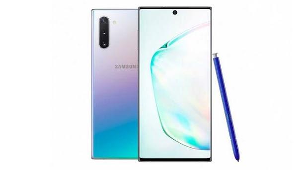 Samsung Resmi Rilis Galaxy Note 10 dan Galaxy Note 10+